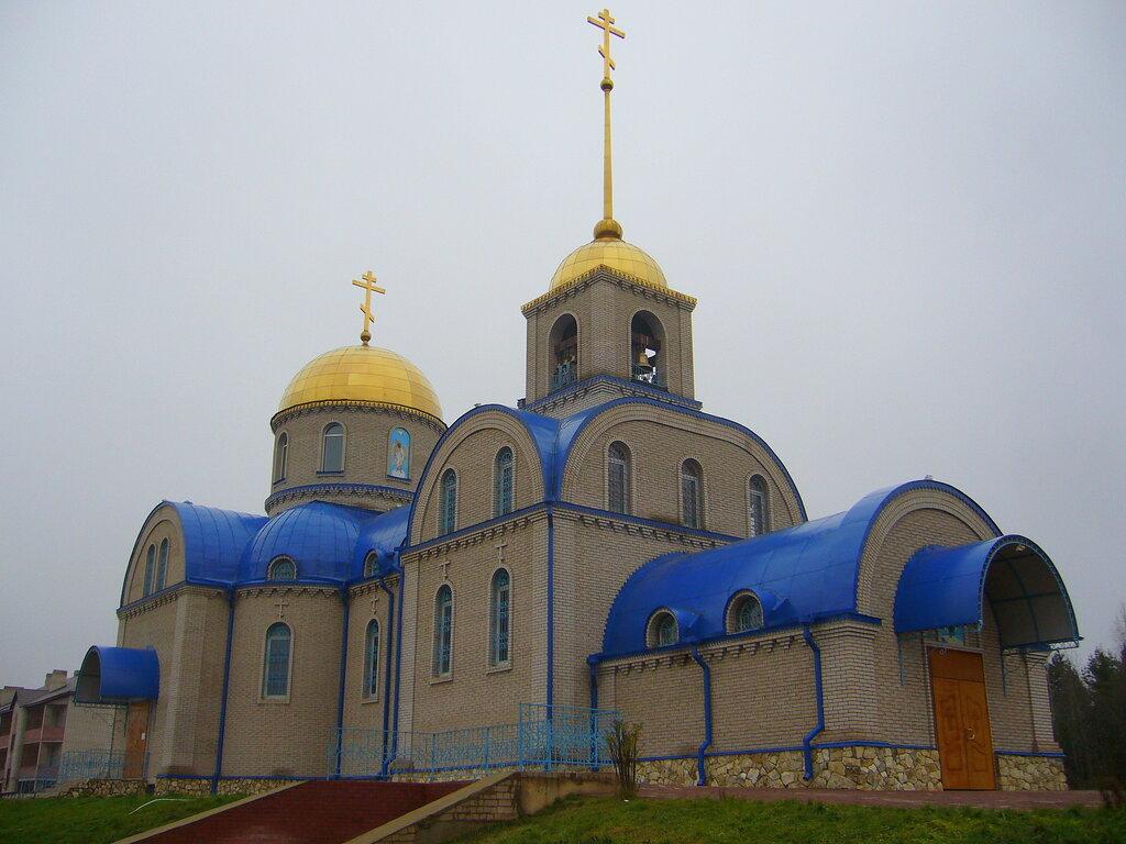 Церковь Рождества Иоанна Предтечи (Боровичи)