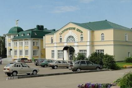 Гостиница «Северная» (Дивеево)