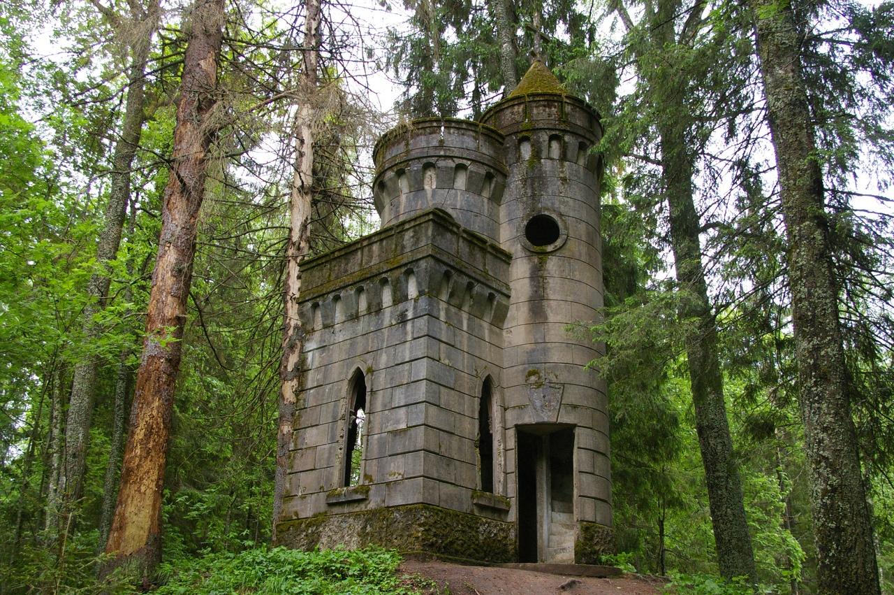 Усадьба «Заветное» (Новгородская область)