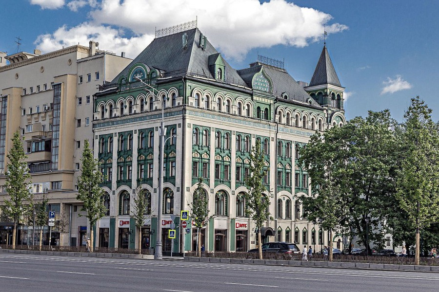 «Дом с изразцами» (Москва)