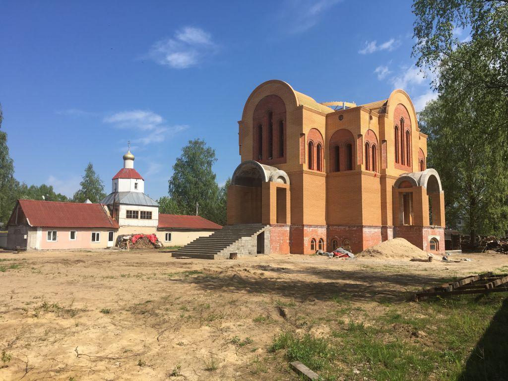 Церковь Усекновения главы святого Иоанна Предтечи (Кировск)