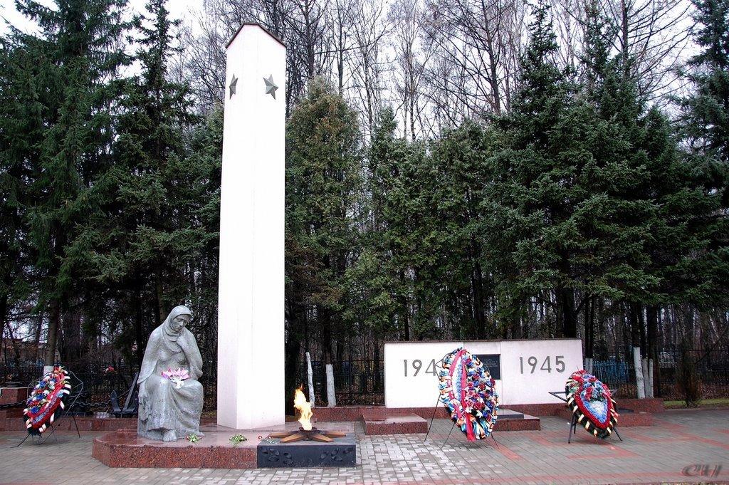 Монумент Великой Отечественной войны «Скорбящая мать» (Солнечногорск)