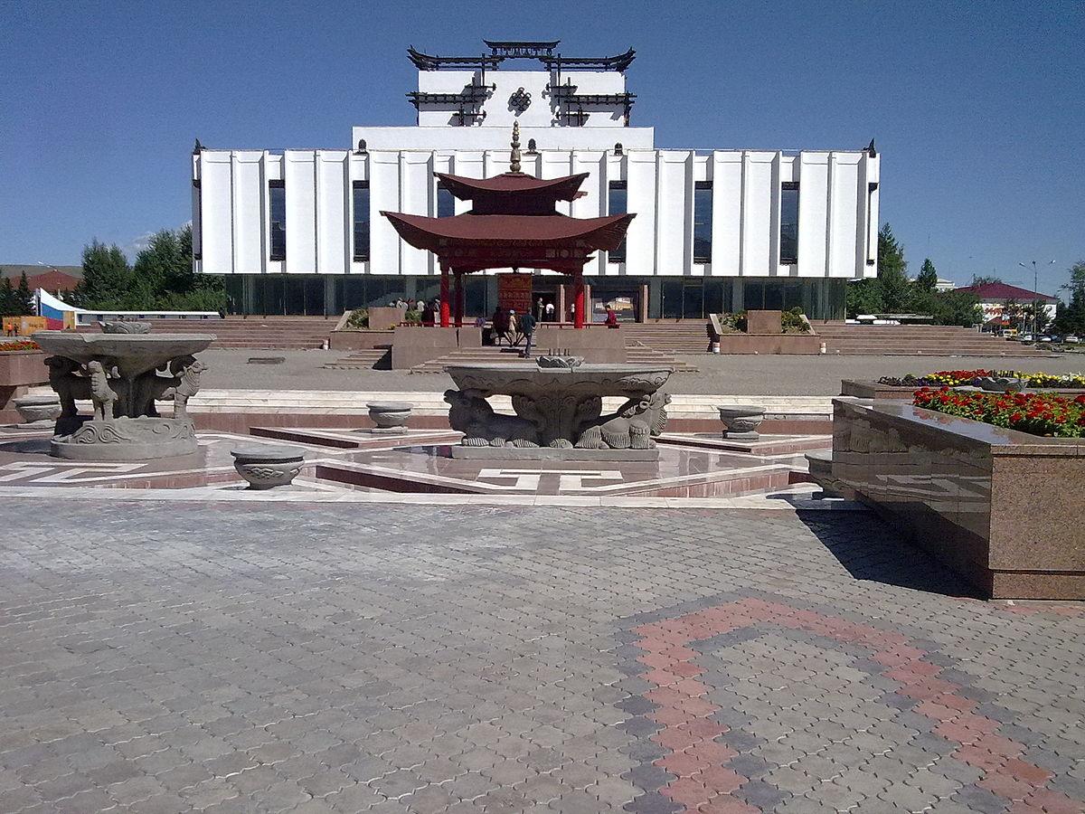Музыкально-драматический театр (Кызыл)