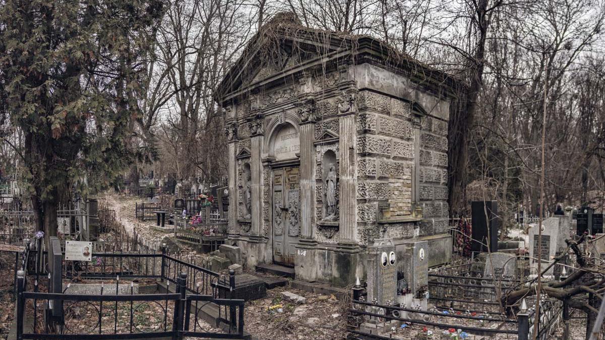 Байковое кладбище (Киев)