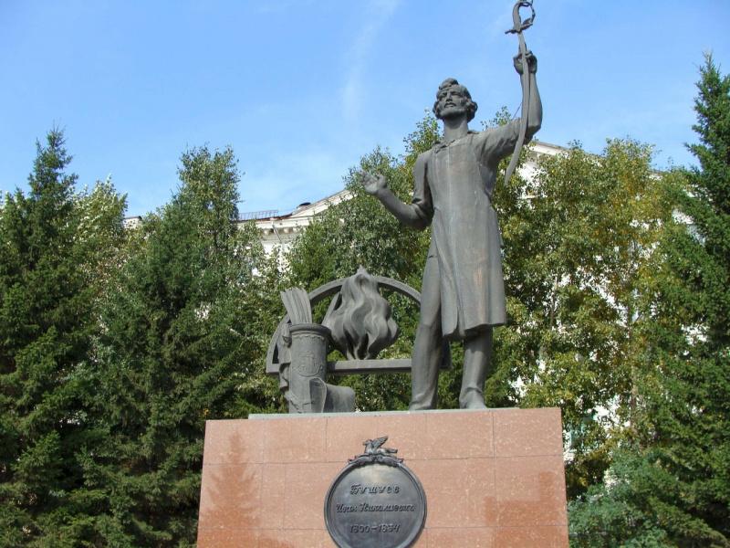 Памятник И. Н. Бушуеву (Златоуст)