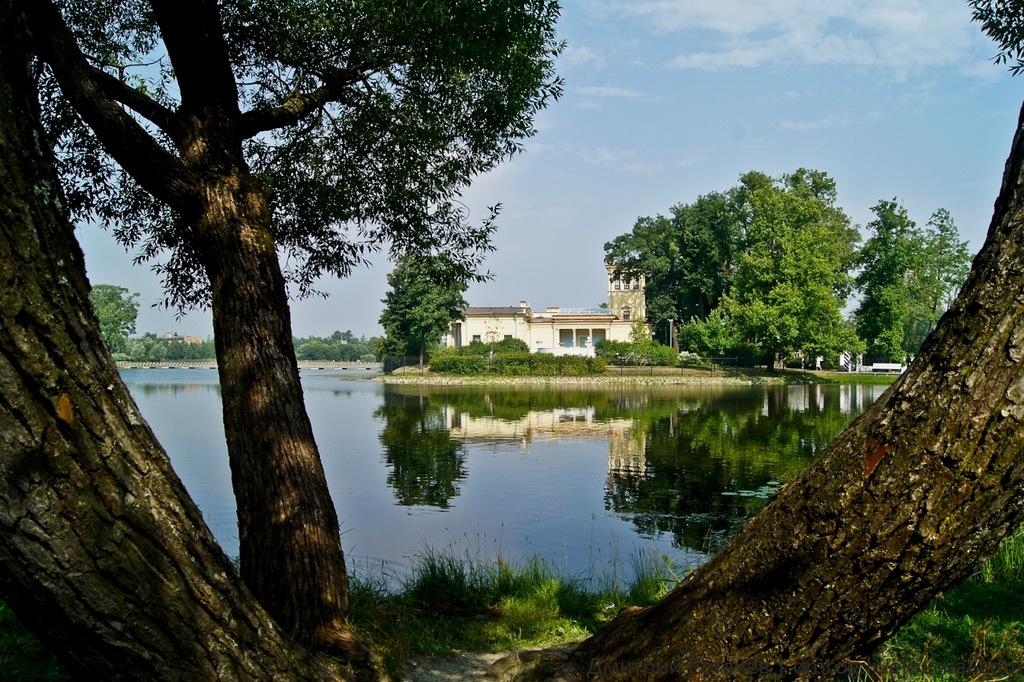 Английский парк (Петергоф)