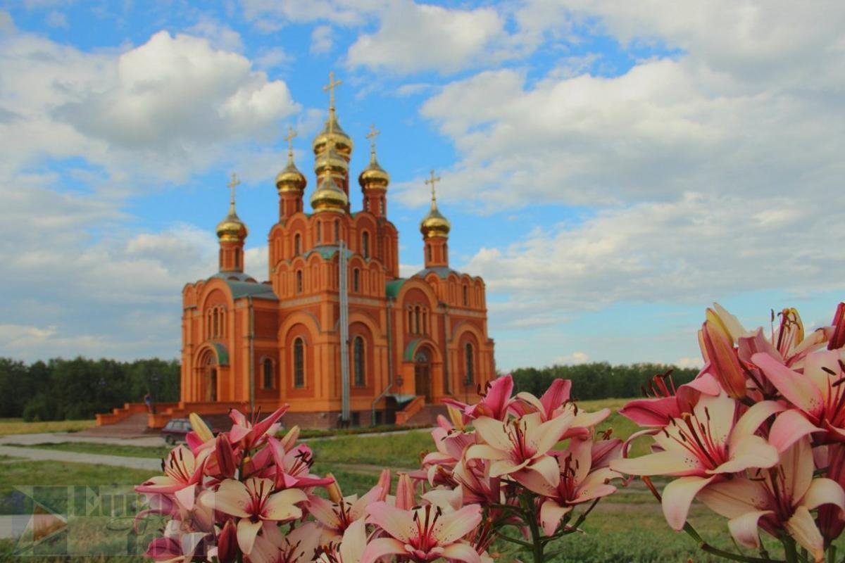 Ачаирский Крестовый женский монастырь (Омск)