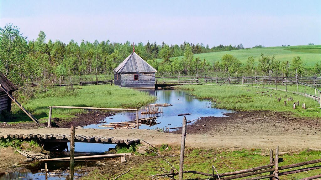 Исток Волги (Осташков)
