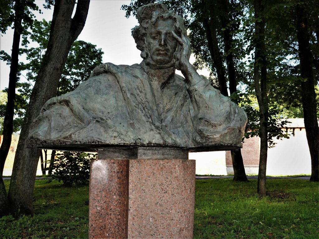 Памятник А. С. Пушкину (Смоленск)