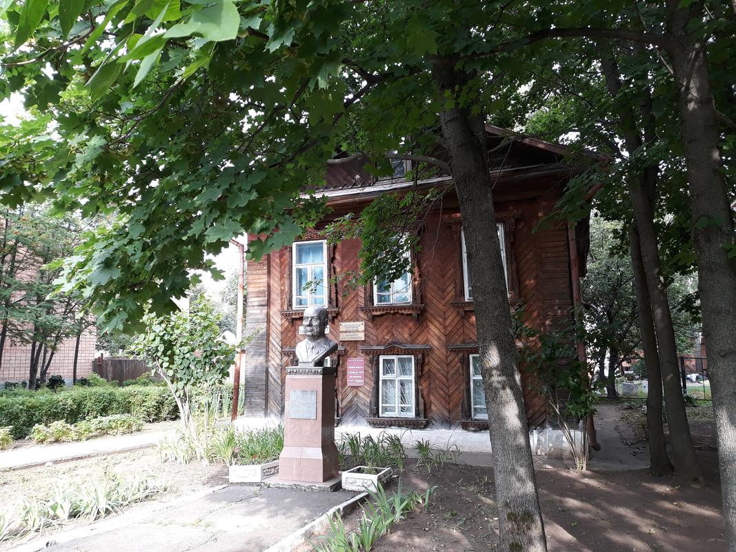 Дом-музей академика Н. В. Мельникова (Сарапул)