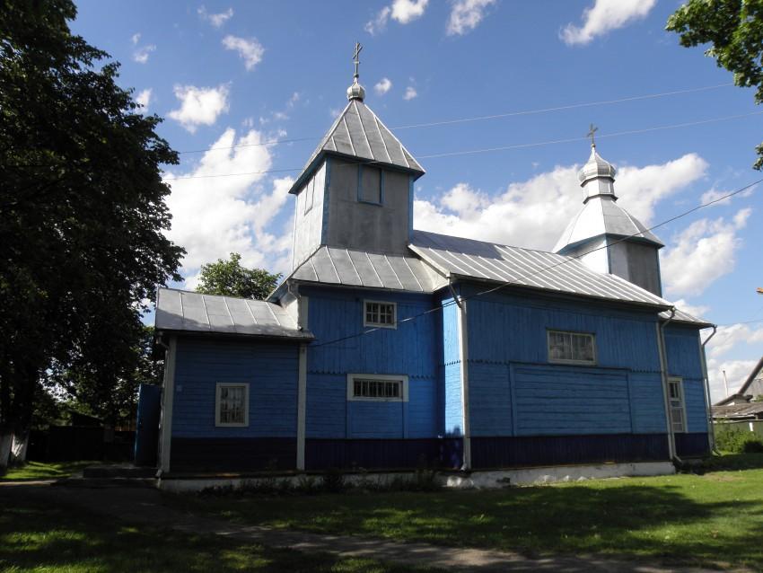 Церковь Святой Параскевы Пятницы (Лепель)