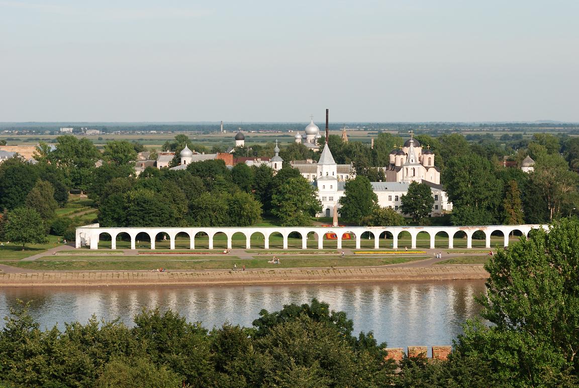Ярославово дворище и Торг (Великий Новгород)