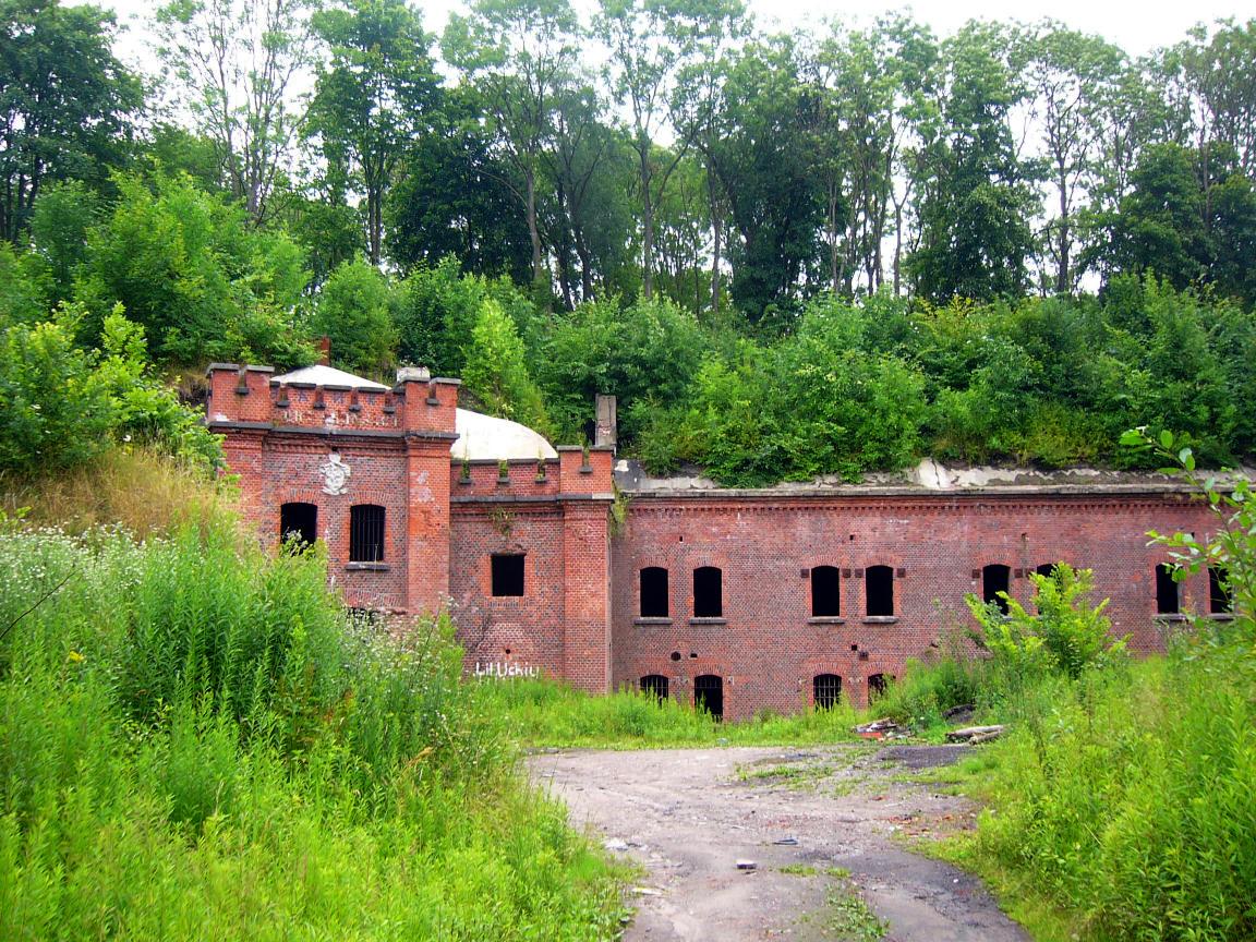 Форт №2a «Барнеков» (Калининград)