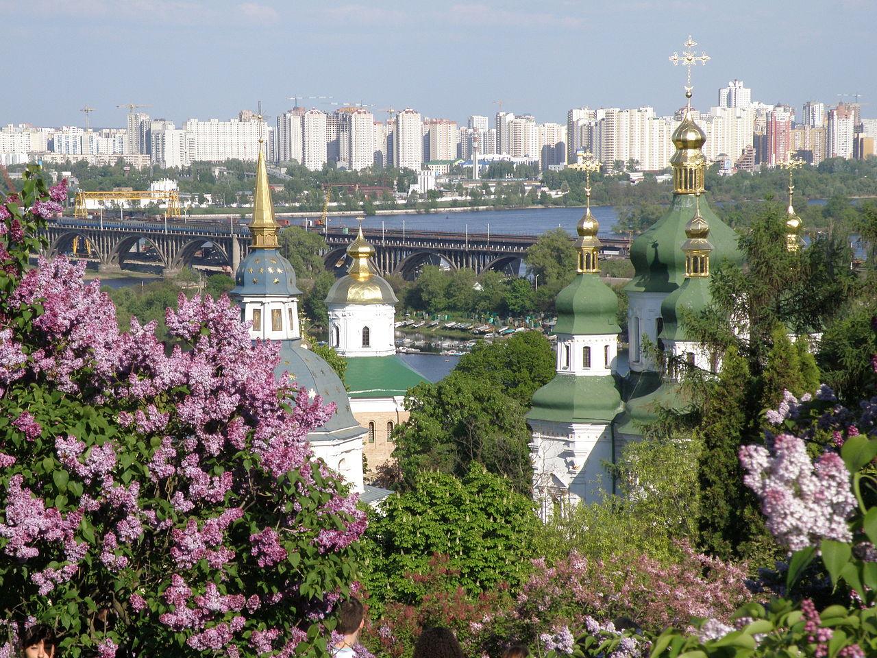 Выдубицкий монастырь (Киев)