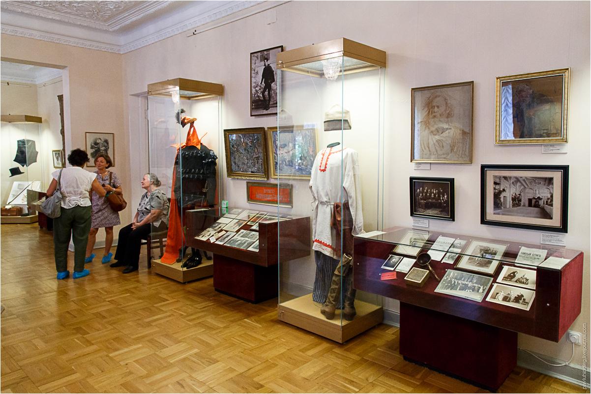 Музей-квартира Шаляпина (Санкт-Петербург)