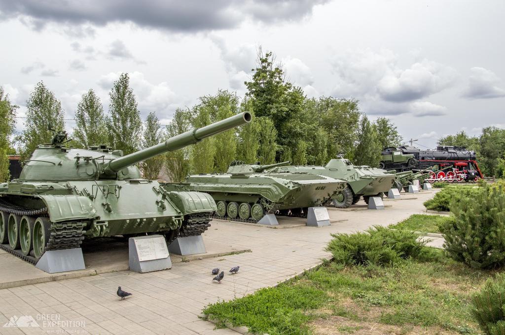 Мемориал Победы и Воинской славы (Бузулук)