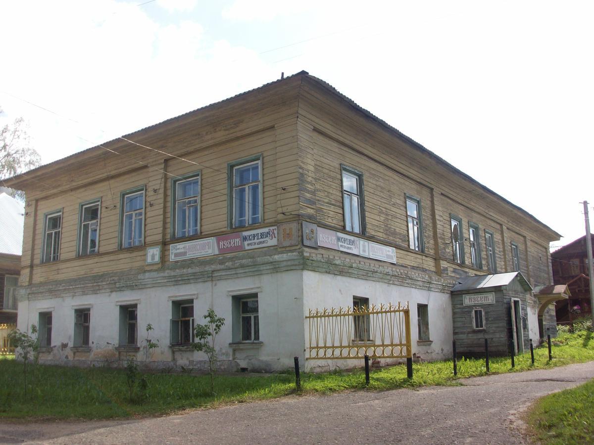 Мышкинский музей семейных коллекций «Православный Мышкин» (Мышкин)