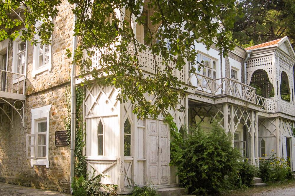 Дом-музей писателя В. Г.Короленко (Джанхот)