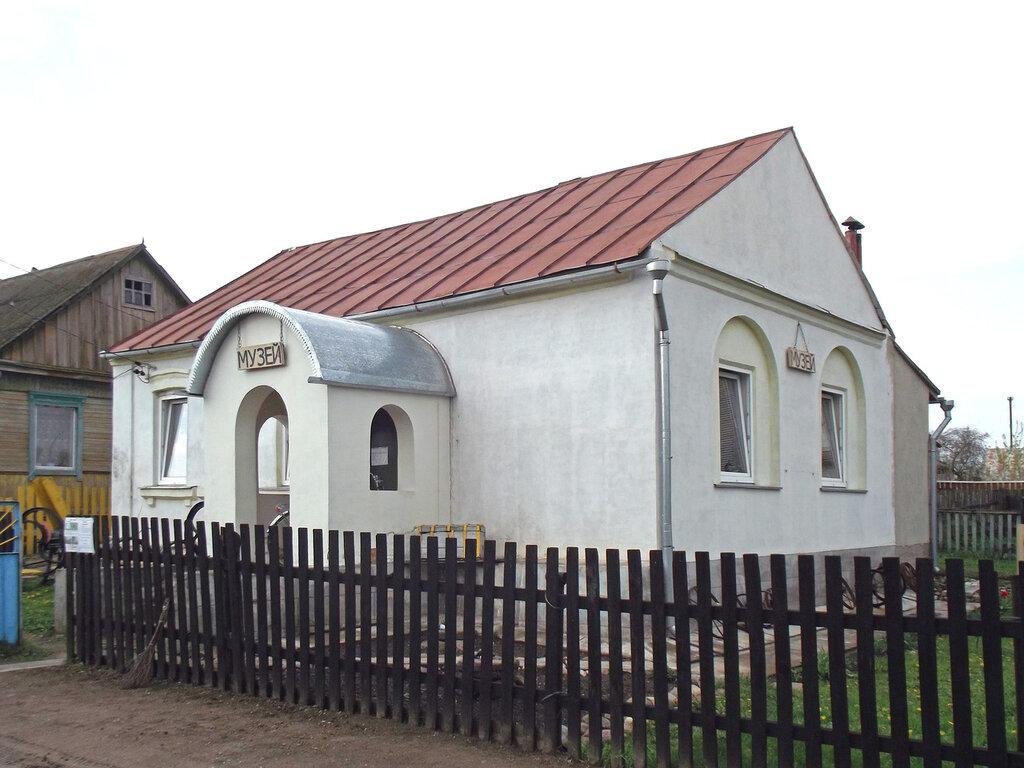 Музей «Мирский посад» (Посёлок Мир)