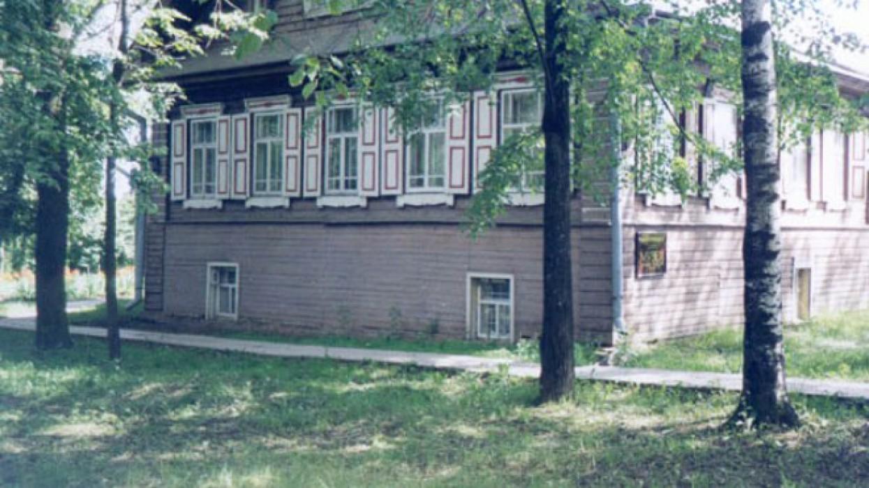 Музей народного искусства с. Юкаменское (Удмуртия)