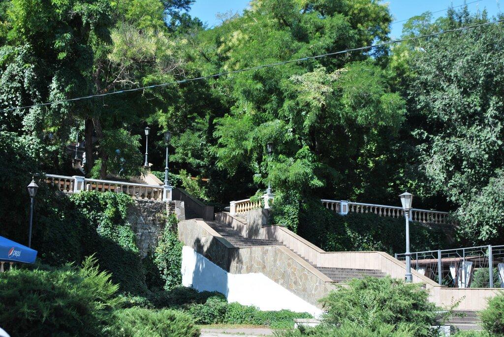 Каменная лестница (Таганрог)