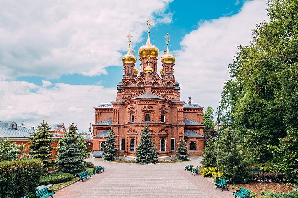 Черниговский скит (Сергиев Посад)