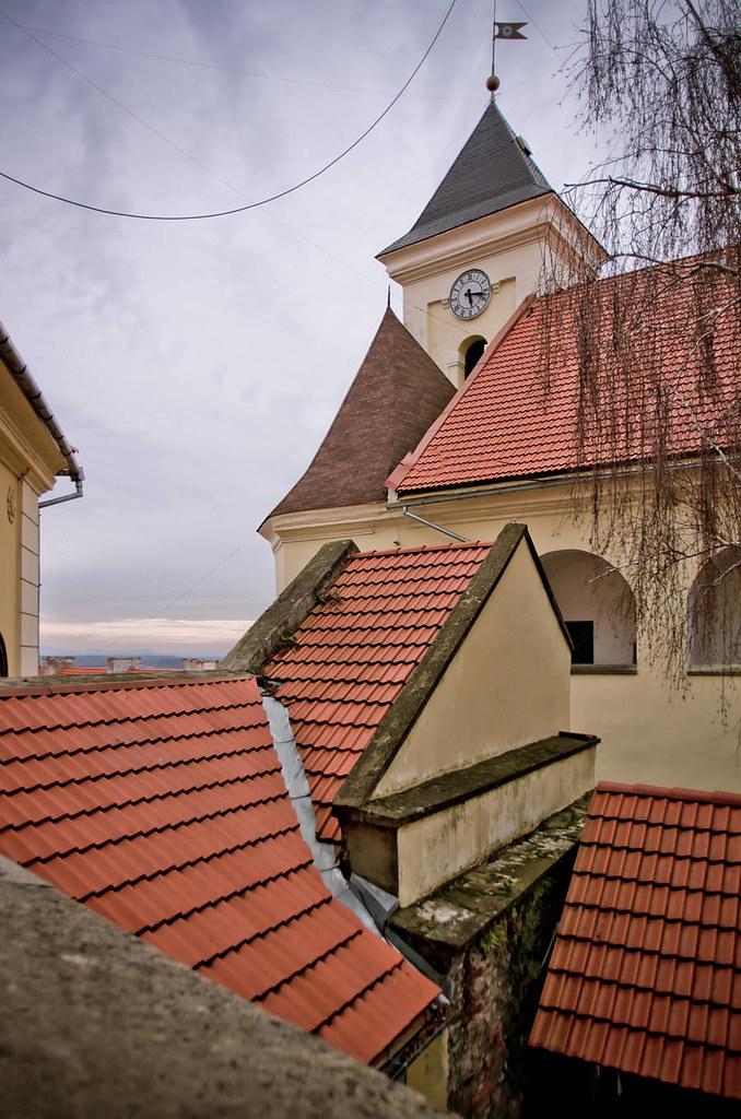 Мукачевский замок (Паланок) (Мукачево)
