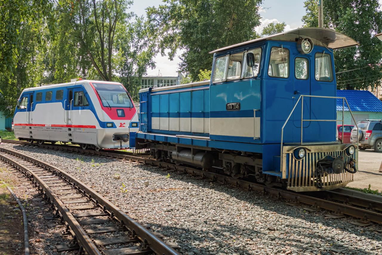 Нижегородская детская железная дорога (Нижний Новгород)