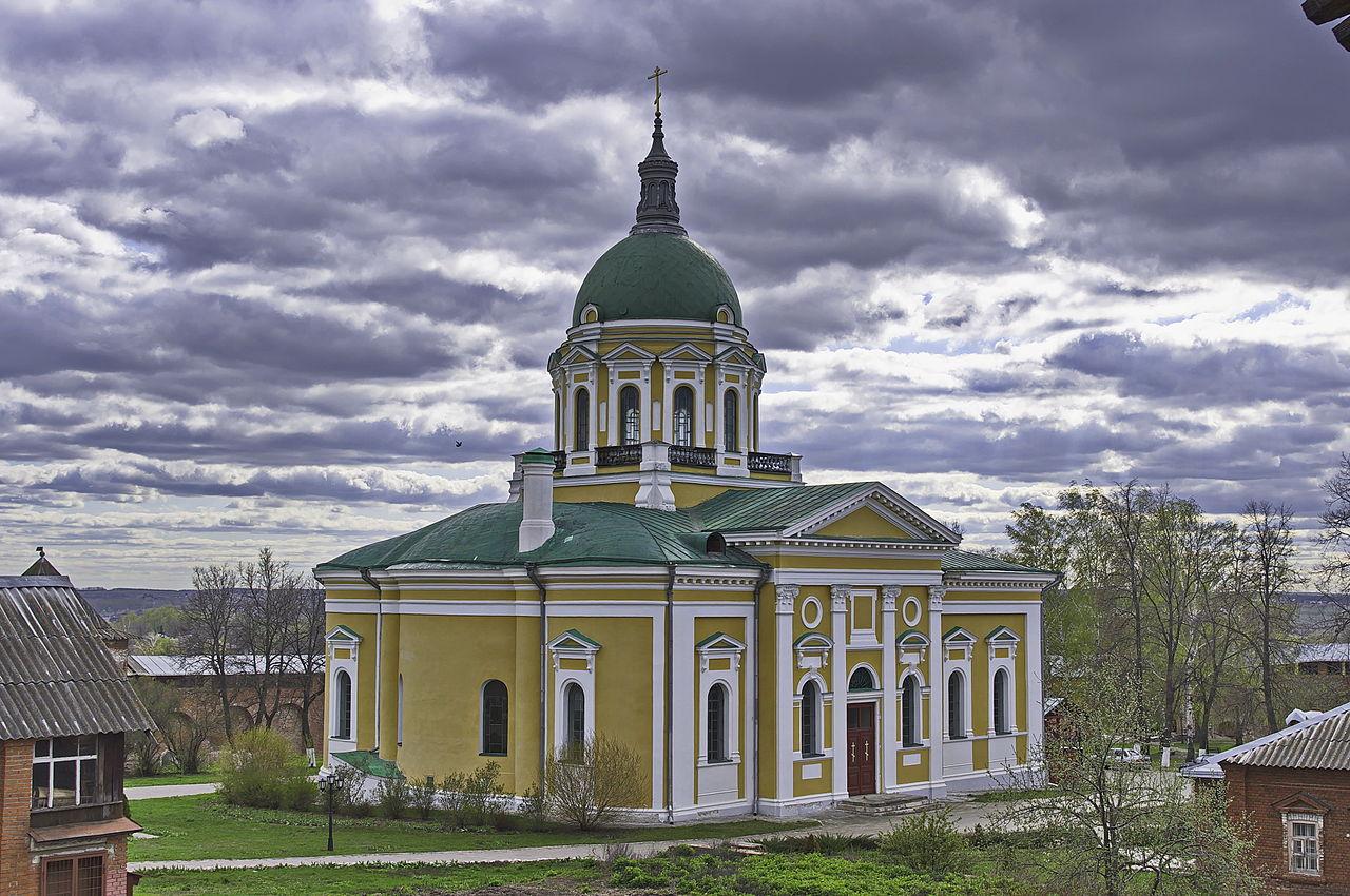 Церковь Иоанна Предтечи (Зарайск)