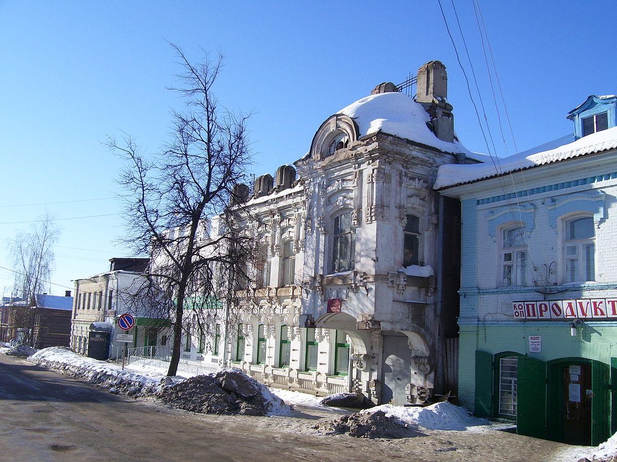 Большемурашкинский историко-художественный музей (Нижегородская область)