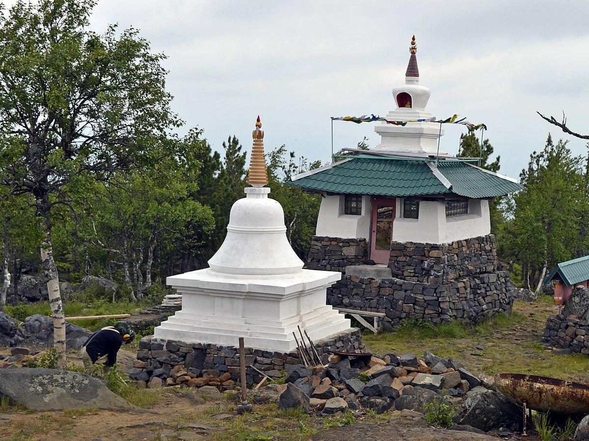 Буддийский монастырь Шад Тчуп Линг (Свердловская область)