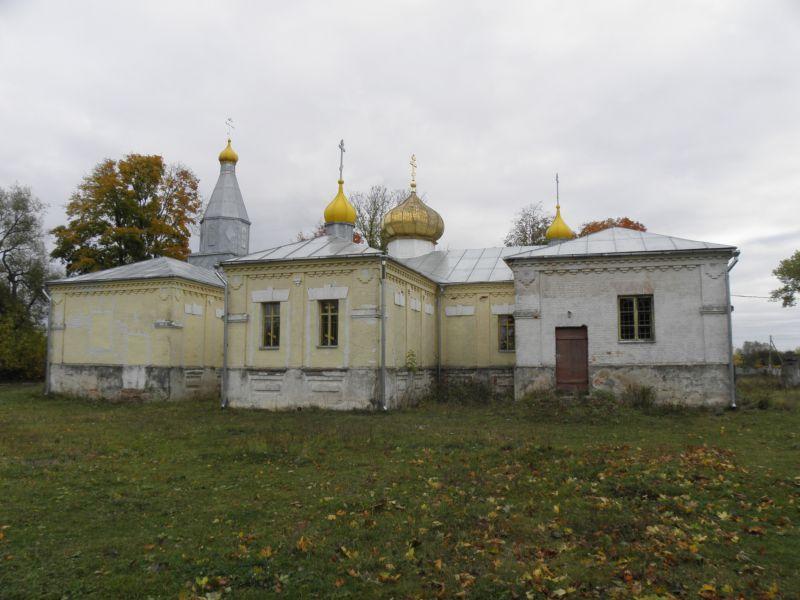 Церковь Александра Невского (Холмеч) (Речица)