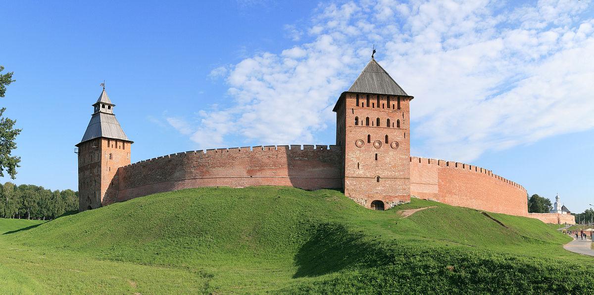 Новгородский кремль (Детинец) (Великий Новгород)