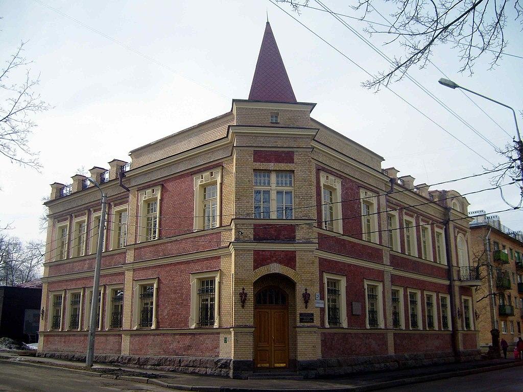 Краеведческий музей города Ломоносов (Ломоносов)