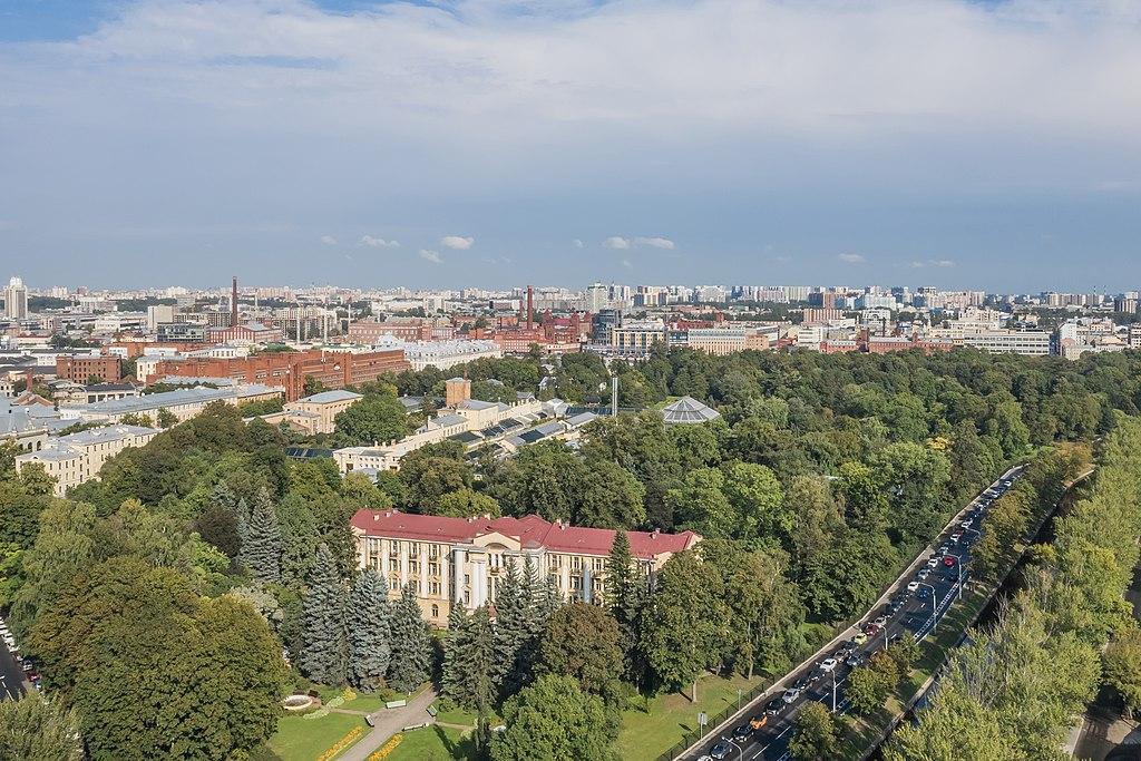 Ботанический сад на Аптекарском острове (Санкт-Петербург)