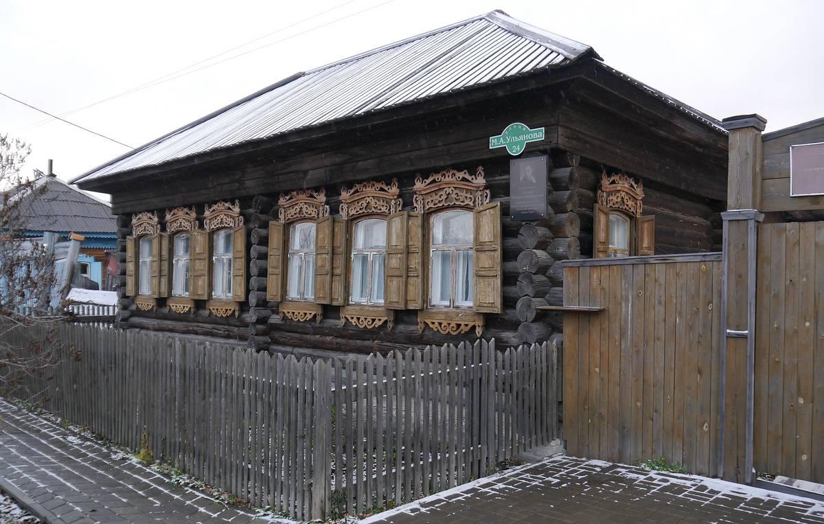 Дом-музей Михаила Ульянова (Тара)