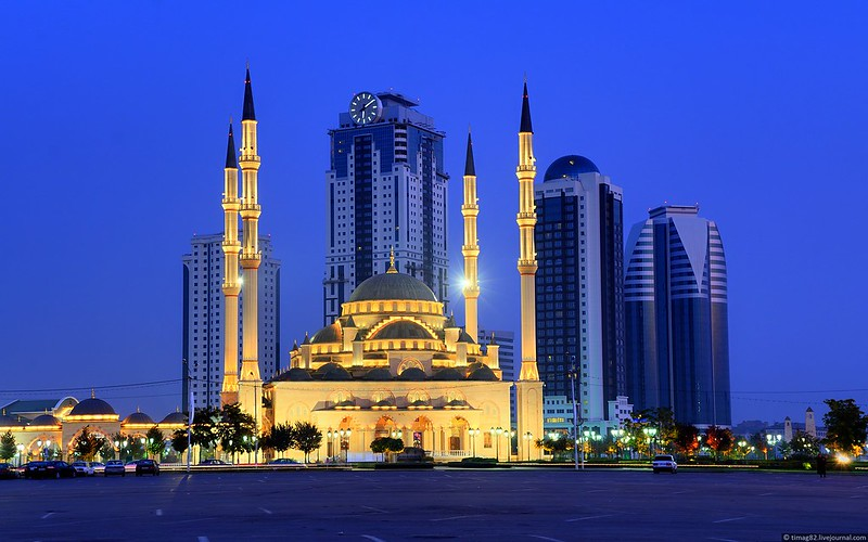 Мечеть «Сердце Чечни» (Грозный)