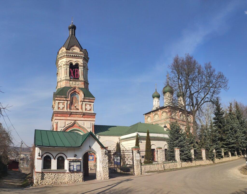 Воскресенская церковь (Колычево) (Домодедово)