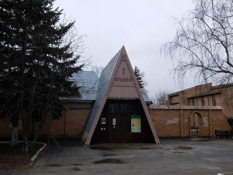 Луховицкий краеведческий музей (Луховицы)
