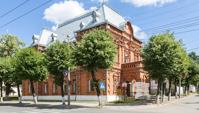 Исторический (краеведческий) музей (Владимир)