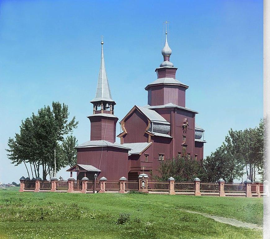 Церковь Иоанна Богослова на Ишне (Ростов Великий)