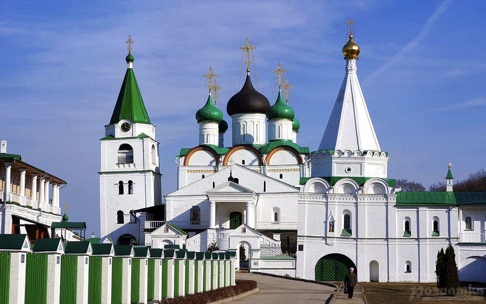 Печёрский монастырь (Нижний Новгород)