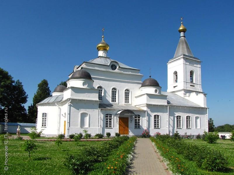 Спасо-Преображенский монастырь (Рославль)