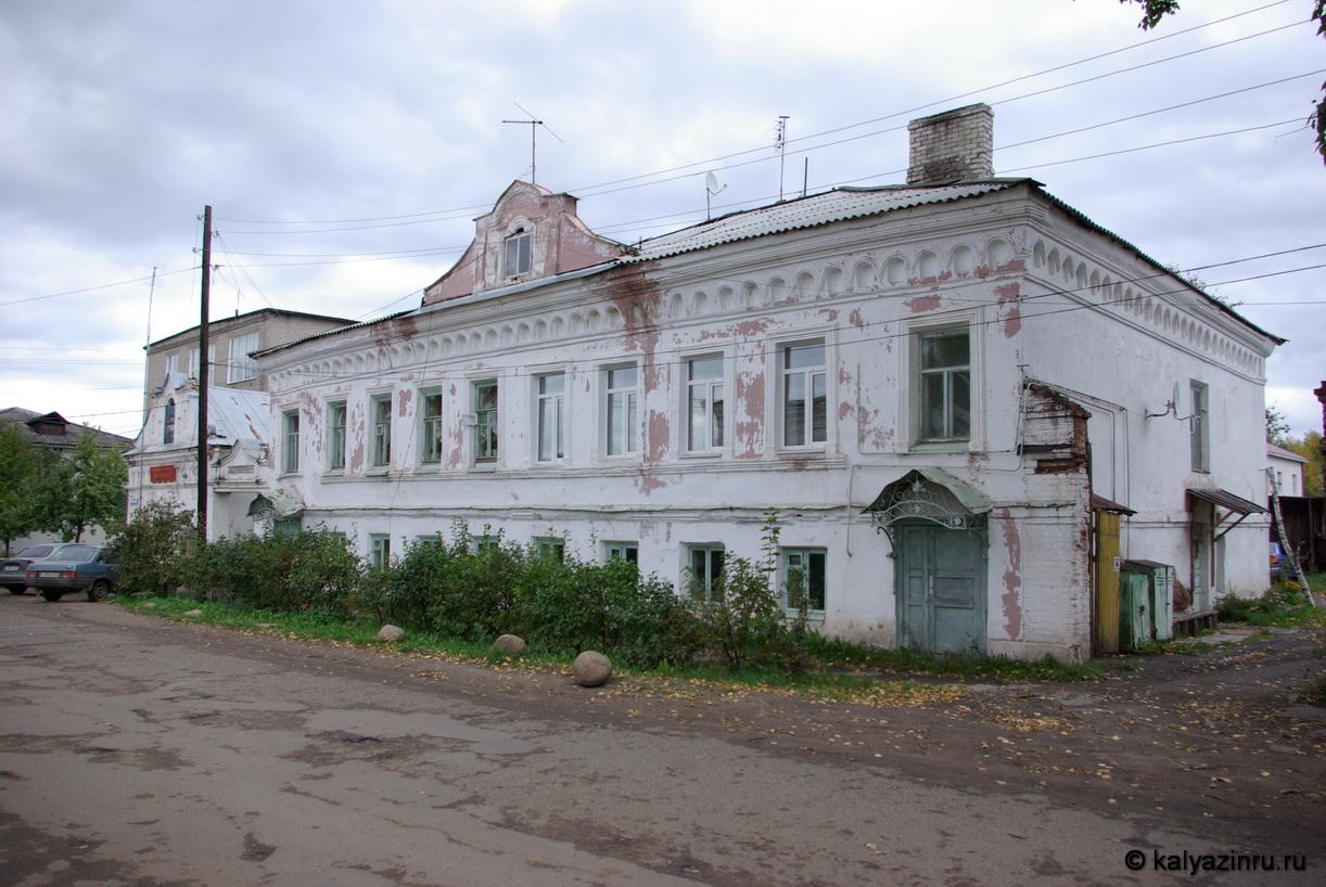 Дом братьев Обуховых (Калязин)
