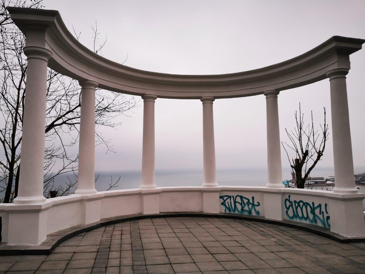Ротонда на Набережной (Владивосток)