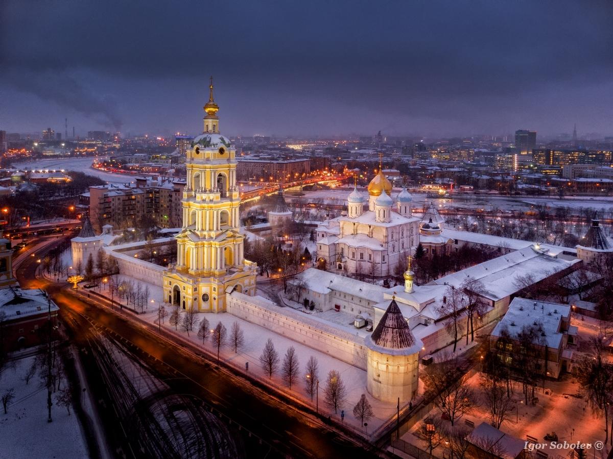 Новоспасский монастырь (Москва)