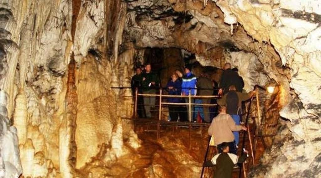 Большая Кривенковская пещера (Туапсе)