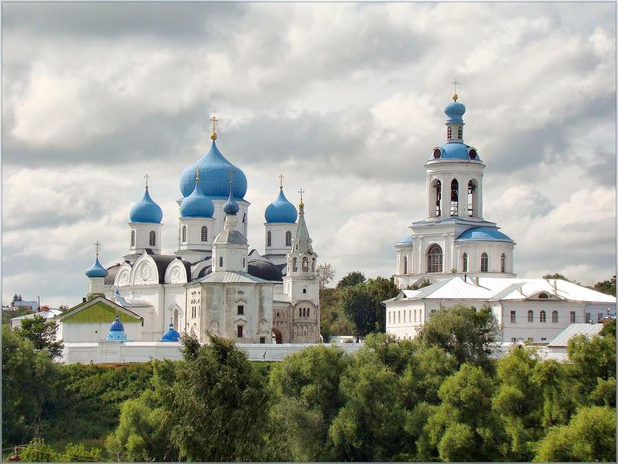 Свято-Боголюбский женский монастырь (Боголюбово)