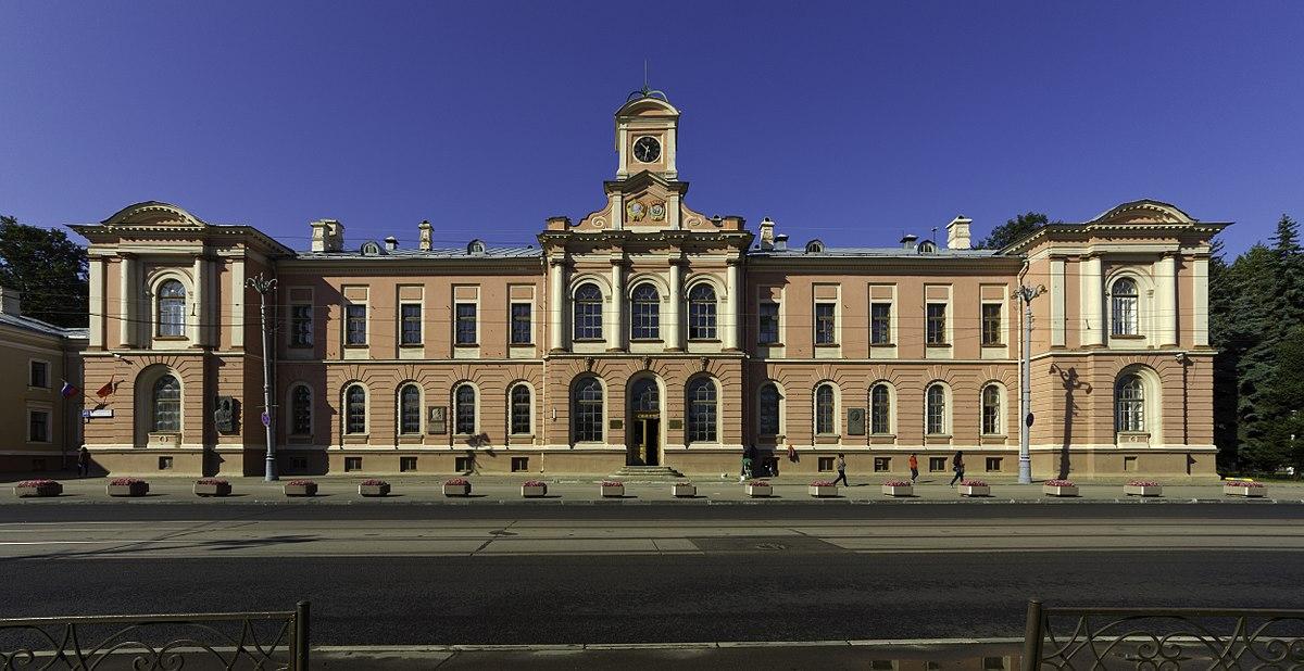 Здание Тимирязевской академии (Москва)