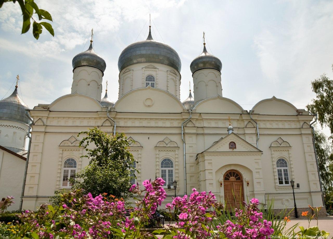 Зверин монастырь (Великий Новгород)